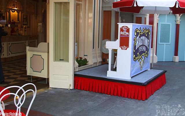 [Disneyland Park] Main Street, U.S.A.: remaniement des points de restauration (2012) et agrandissement (2015) 1183IMG_0335