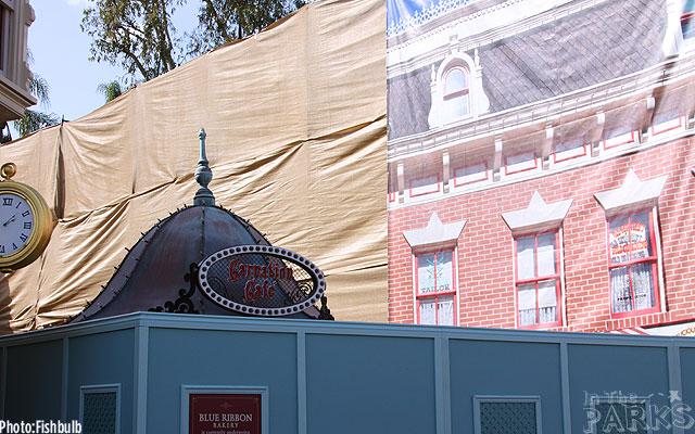 [Disneyland Park] Main Street, U.S.A.: remaniement des points de restauration (2012) et agrandissement (2015) 3549IMG_0307