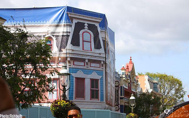 [Disneyland Park] Main Street, U.S.A.: remaniement des points de restauration (2012) et agrandissement (2015) 4035IMG_0306