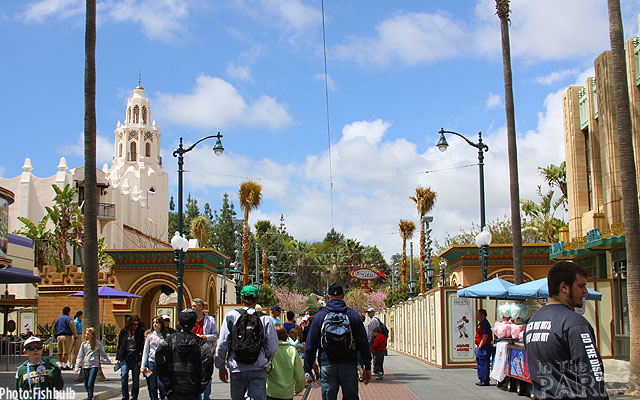 [Disney California Adventure] Placemaking: Pixar Pier, Buena Vista Street, Hollywood Land, Condor Flats - Page 15 5197IMG_0626