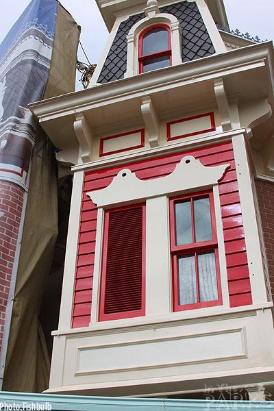 [Disneyland Park] Main Street, U.S.A.: remaniement des points de restauration (2012) et agrandissement (2015) 687IMG_1033