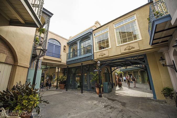 [Disneyland Resort] Les lounges exclusifs Club 33 et 1901 - Page 3 07-21-14-DSC_2002