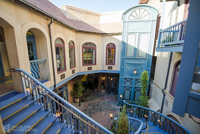 [Disneyland Resort] Les lounges exclusifs Club 33 et 1901 - Page 3 07-21-14-DSC_2878