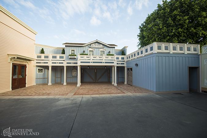 [Disneyland Park] Main Street, U.S.A.: remaniement des points de restauration (2012) et agrandissement (2015) - Page 3 11-03-14-DSC_8081