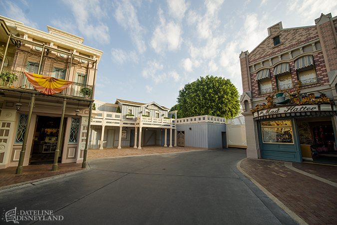 [Disneyland Park] Main Street, U.S.A.: remaniement des points de restauration (2012) et agrandissement (2015) - Page 3 11-03-14-DSC_8156
