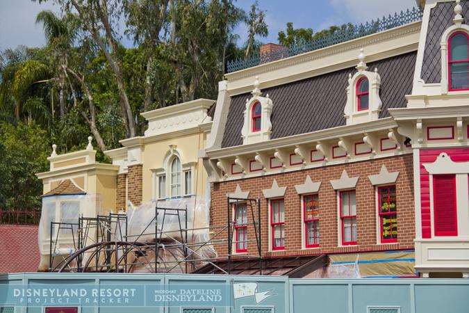 [Disneyland Park] Main Street, U.S.A.: remaniement des points de restauration (2012) et agrandissement (2015) IMG_2586