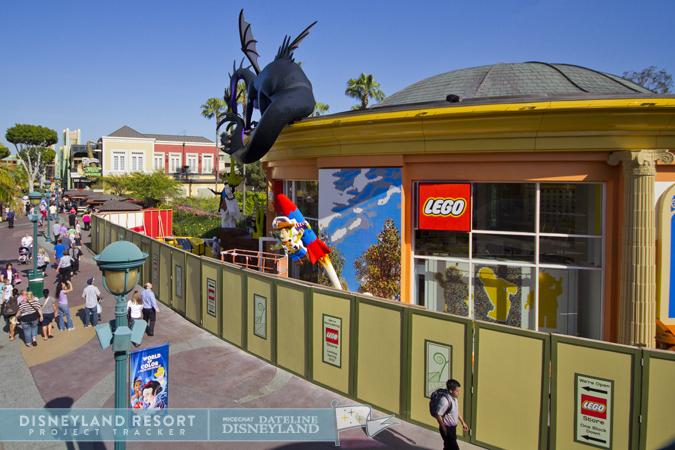 [Walt Disney World et Disneyland Resorts] Ouverture des nouveaux Lego Imagination Centers (2011 et 2012) IMG_9556