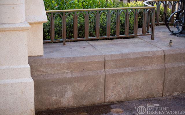 """[Magic Kingdom] New Fantasyland - Castle Courtyard, le """"vieux"""" Fantasyland (2012) DatelineDisneyWorld1010-IMG_5437"""