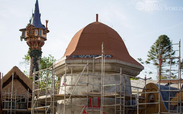 """[Magic Kingdom] New Fantasyland - Castle Courtyard, le """"vieux"""" Fantasyland (2012) DatelineDisneyWorld1226-IMG_8712"""