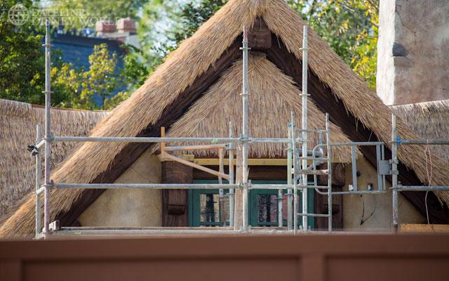 """[Magic Kingdom] New Fantasyland - Castle Courtyard, le """"vieux"""" Fantasyland (2012) DatelineDisneyWorld1226-IMG_8714"""