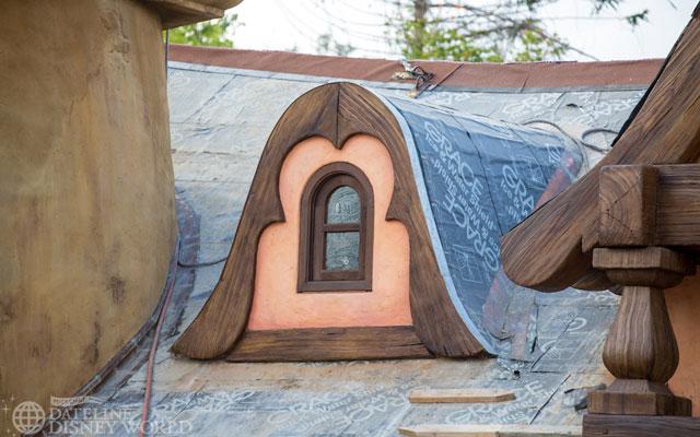 """[Magic Kingdom] New Fantasyland - Castle Courtyard, le """"vieux"""" Fantasyland (2012) DatelineDisneyWorldJanuary92013-IMG_9163"""