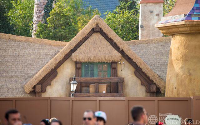 """[Magic Kingdom] New Fantasyland - Castle Courtyard, le """"vieux"""" Fantasyland (2012) DatelineDisneyWorldJanuary92013-IMG_9166"""
