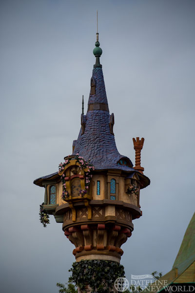 "[Magic Kingdom] New Fantasyland - Castle Courtyard, le ""vieux"" Fantasyland (2012) DatelineDisneyWorldNewTestTrack-IMG_8102"