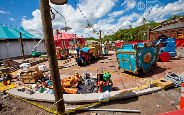 [Magic Kingdom] New Fantasyland - Storybook Circus (mars 2012) - Page 2 IMG_5620