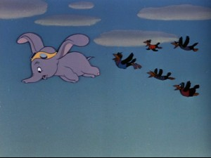 [Walt Disney] Dumbo, l'Éléphant Volant (1941) Triumph