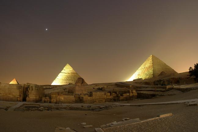 أهرام مصر.. Pyramids_Giza_Sphinx