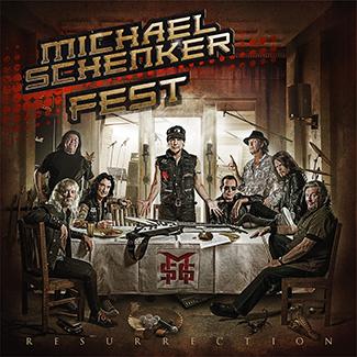 U.F.O. (El Platillo Volante) MichaelSchenkerFest_ResurrectionAlbumFrontCoverAW