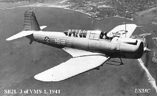 [Aviation] Aéronavale US 40-45 Sb2u-3
