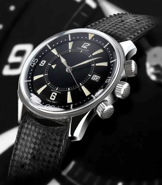 Les montres de plongée 60/70 à lunette interne tournante Polaris71