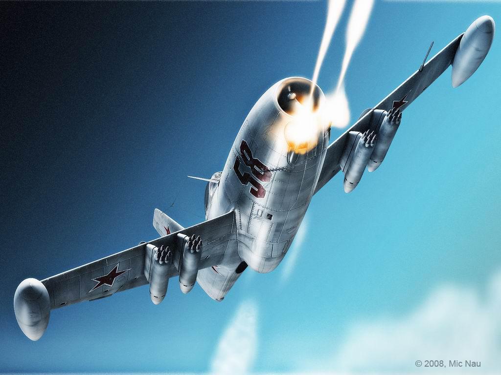 موسوعة اجيال الطائرات المقاتلة واشهر طائرات كل جيل - صفحة 4 Resize_of_Yak-23_27