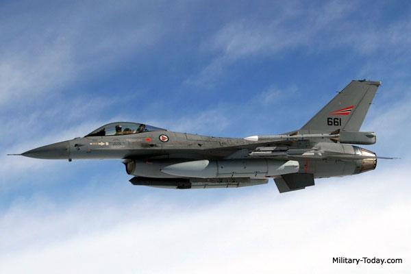 كيف تحب أن يتطور جيش بلادك  F16