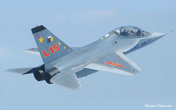 L-15 para la Fuerza Aerea Venezolana L15