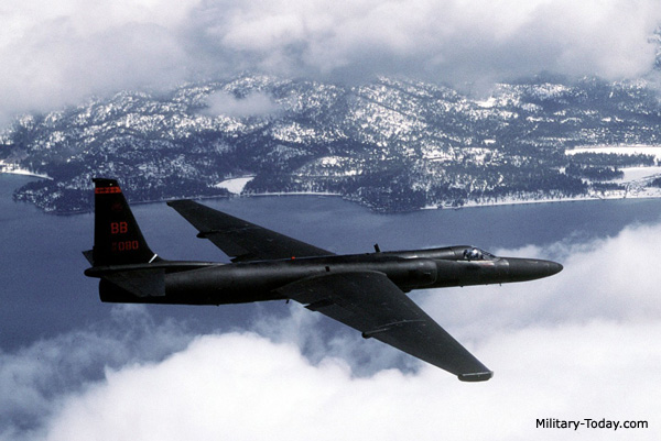طائره الاستطلاع والتجسس الامريكيه المشهوره U-2  Lockheed_u2