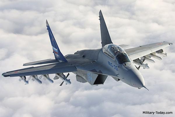 المقاتله الروسيه MiG-35  متعددة المهام  Mig_35