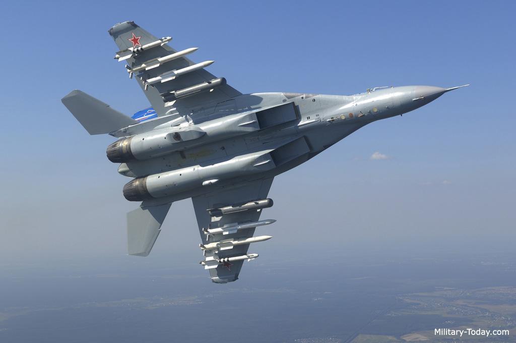 المقاتله الروسيه MiG-35  متعددة المهام  Mig_35_l3