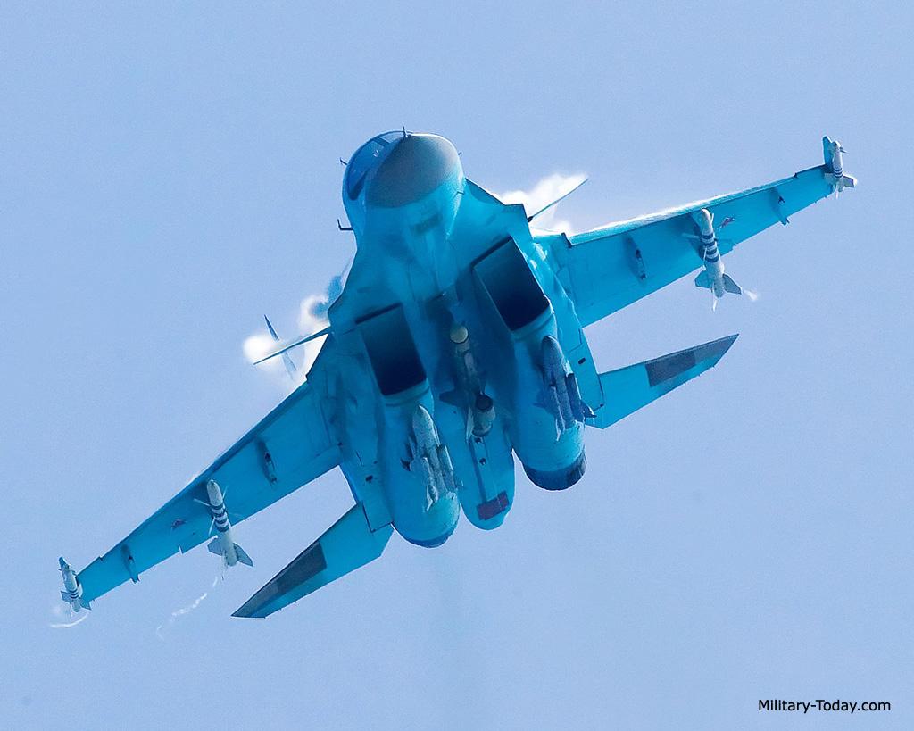 مقاتلة الهجوم الارضي الرائعة سوخوي سو34 فولباك-Sukhoi Su-34 Fullback ! Su34_fullback_l3