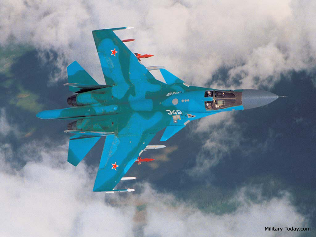 مقاتلة الهجوم الارضي الرائعة سوخوي سو34 فولباك-Sukhoi Su-34 Fullback ! Su34_fullback_l7