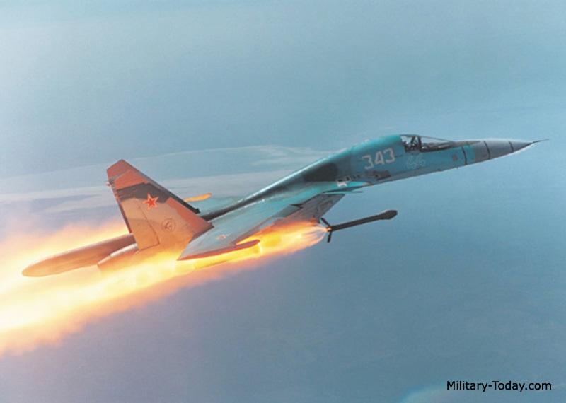 مقاتلة الهجوم الارضي الرائعة سوخوي سو34 فولباك-Sukhoi Su-34 Fullback ! Su34_fullback_l8