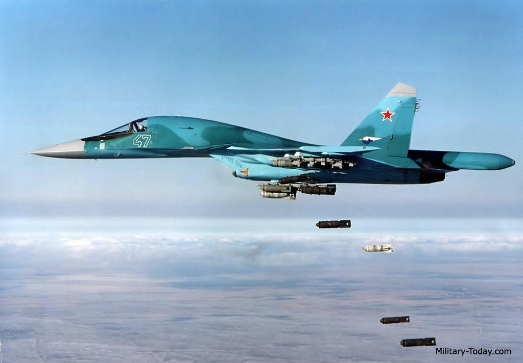 مقاتلة الهجوم الارضي الرائعة سوخوي سو34 فولباك-Sukhoi Su-34 Fullback ! Su34_fullback_l9