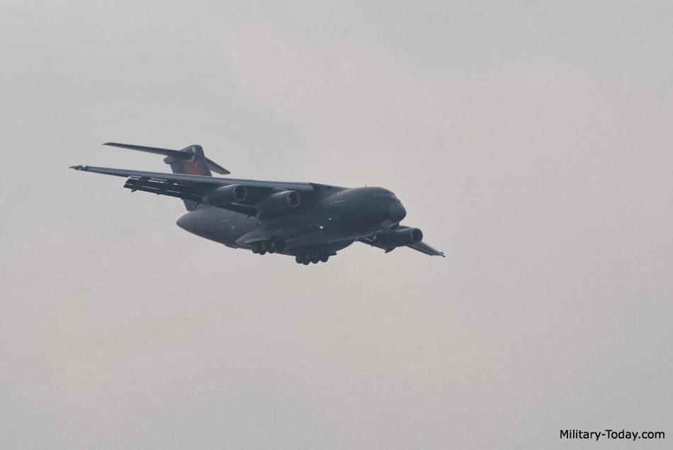 طائره النقل الثقيل الصينيه الجديده Xian Y-20  Y20_l2