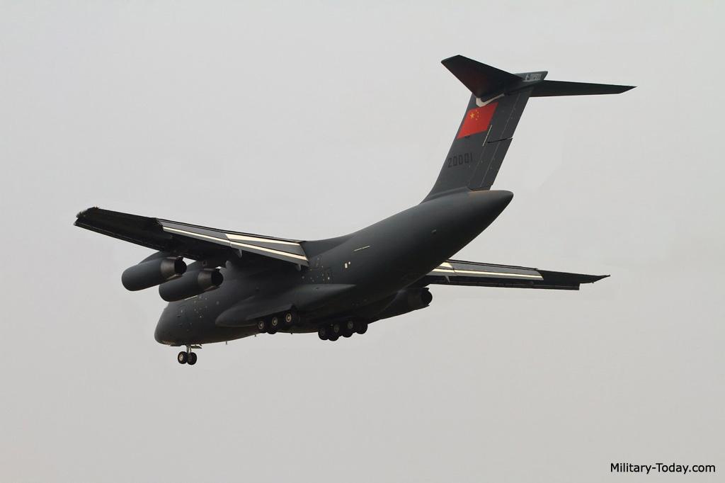 طائره النقل الثقيل الصينيه الجديده Xian Y-20  Y20_l4