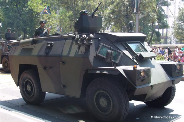 Vehiculo BDX (DNC-2) Bdx