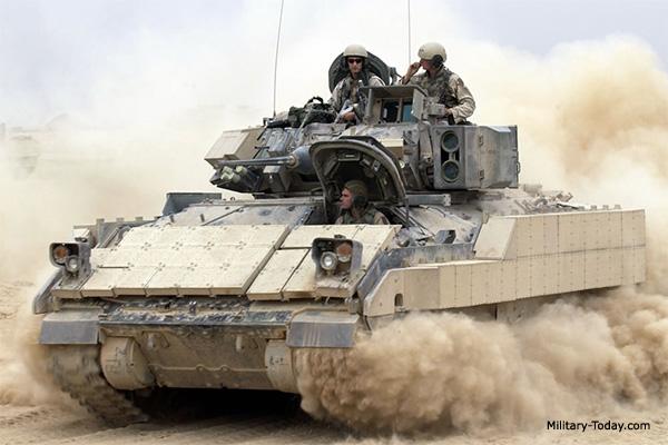 كيف تحب أن يتطور جيش بلادك  M2_bradley