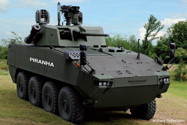 صناعة الدفاع الاسبانية Mowag_piranha_v
