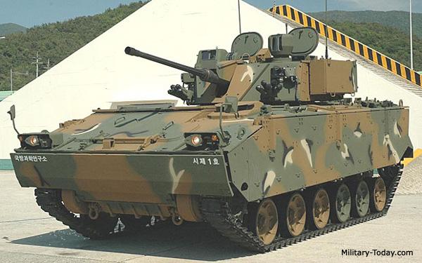 المدرعة الكورية K-21 Nifv