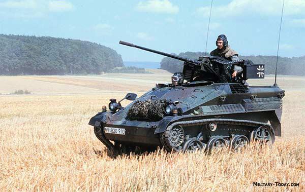Armée Allemande (Bundeswehr) Wiesel_1