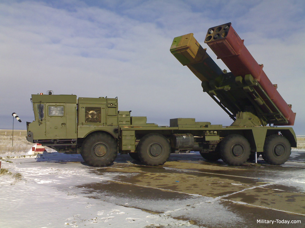 Russian MRLS: Grad, Uragan, Smerch, Tornado-G/S - Page 5 9a52_4_l11