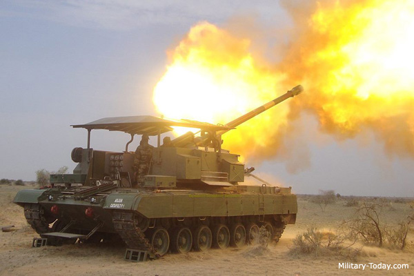 مدفعية المنجنيق 130 ملم Arjun_catapult