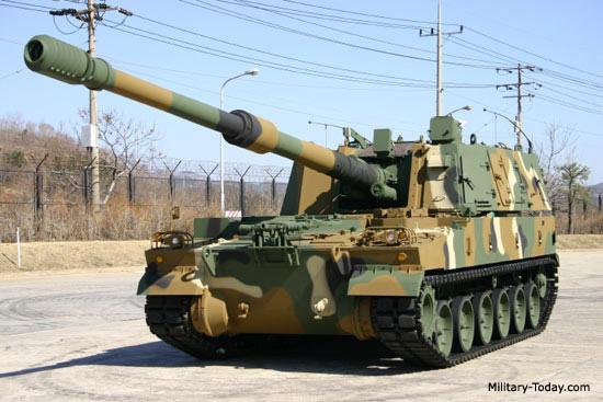 المواجهة : مصر و إسرائيل - قوة الجيش المصري ومقارنة إستراتيجات وسيناريوهات الحرب - K9_thunder_l1