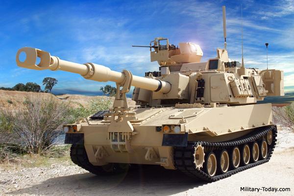 U.S. Army News: - Page 4 M109a7
