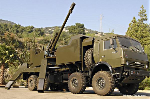 systèmes d'artilleries autotractés et autopropulsés - Page 2 Semser