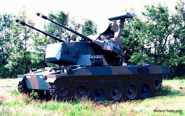الصناعة العسكرية اليابانية,,,ماذا بعد؟! - صفحة 2 Type_87_spaag