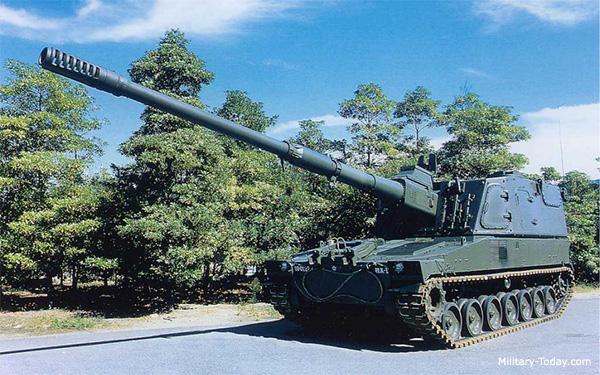 الصناعة العسكرية اليابانية,,,ماذا بعد؟! - صفحة 2 Type_99_howitzer