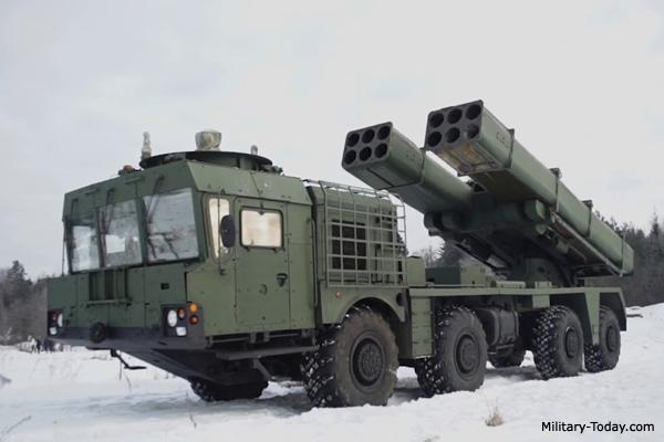 Russian MRLS: Grad, Uragan, Smerch, Tornado-G/S - Page 16 Uragan_1m