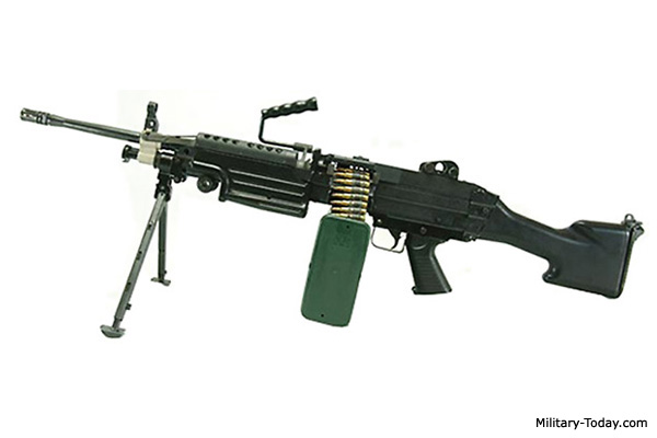 Merces Letifer Magic M249