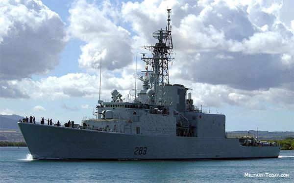 حصرى للمنتدى/قراءة في الخلفية التاريخية لتطور القوة البحرية+(صور) Iroquois_class_destroyer